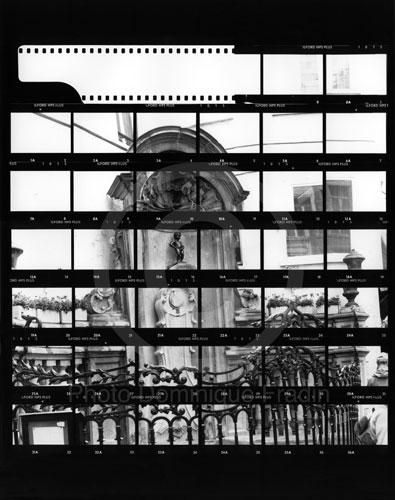 Manekken Pis. Bruxelles, 1989.