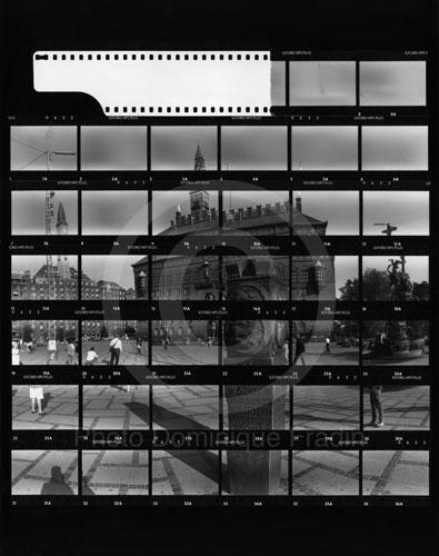Rådhuspladsen. Copenhague, 1990.