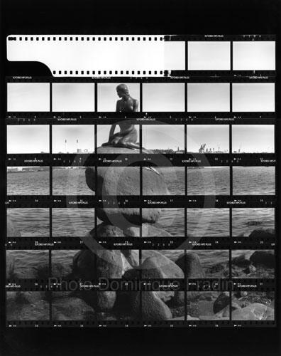 La petite sirène. Copenhague, 1990.