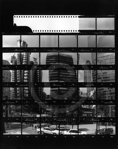 La City. Londres, 1989.