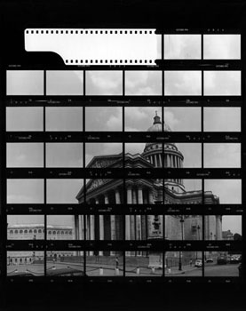 Cathédrale Saint-Paul. Londres, 1989.