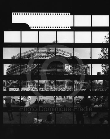 Centre Pompidou. Paris, 1989.