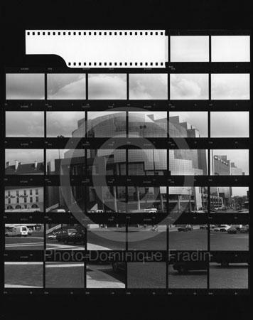 L'Opéra Bastille. Paris, 1989.