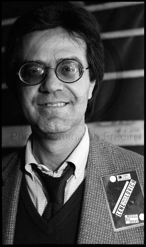 Carlo BASILE. Rome, 1980.