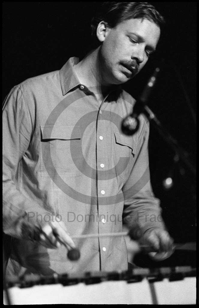 Gary Burton. Rome, 1980.