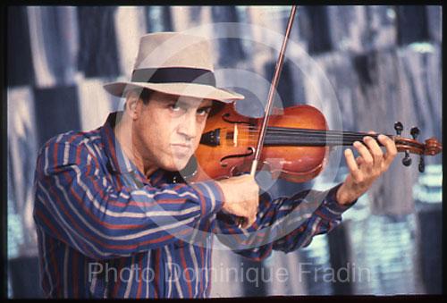Adriano Celentano. Rome, 1984.