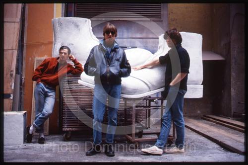 Talk Talk. Rome, 1983.