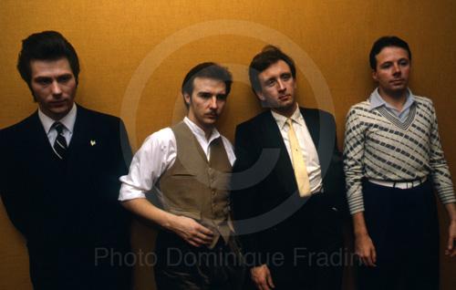 Ultravox, Rome, 1981.