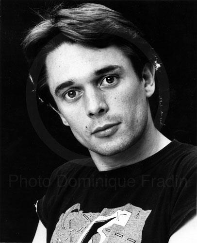 Autoportrait. Rome, 1984.
