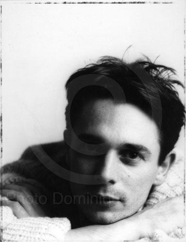 Autoportrait. Rome, 1985.