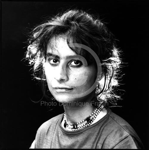 Bettina. Rome, 1984.
