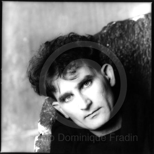 Jean-Claude Gallotta, chorégraphe. Milan, 1986.