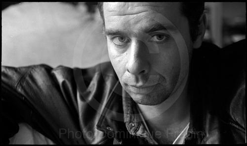 Denis Gravereaux, comédien. Paris, 1991.