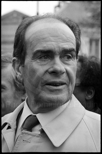 Georges Marchais. Paris, 1986.