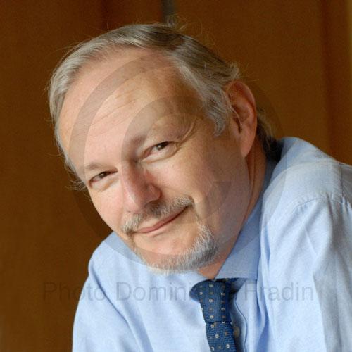 Jean-Michel Severino, Directeur général de l'AFD. Paris, 2007.